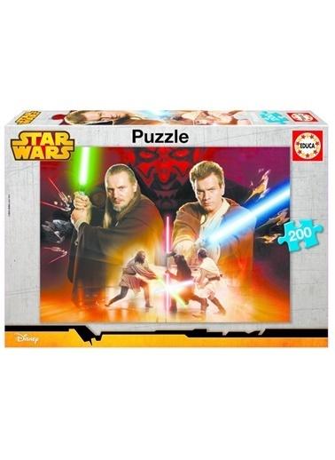 Star Wars Educa Çocuk Puzzle Karton 200 Star Wars Renkli